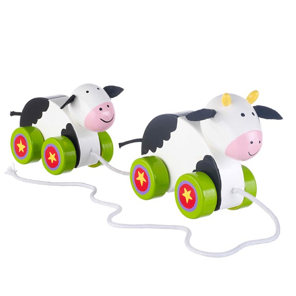 Pull Along Toddler Toys by Orange Tree Toys