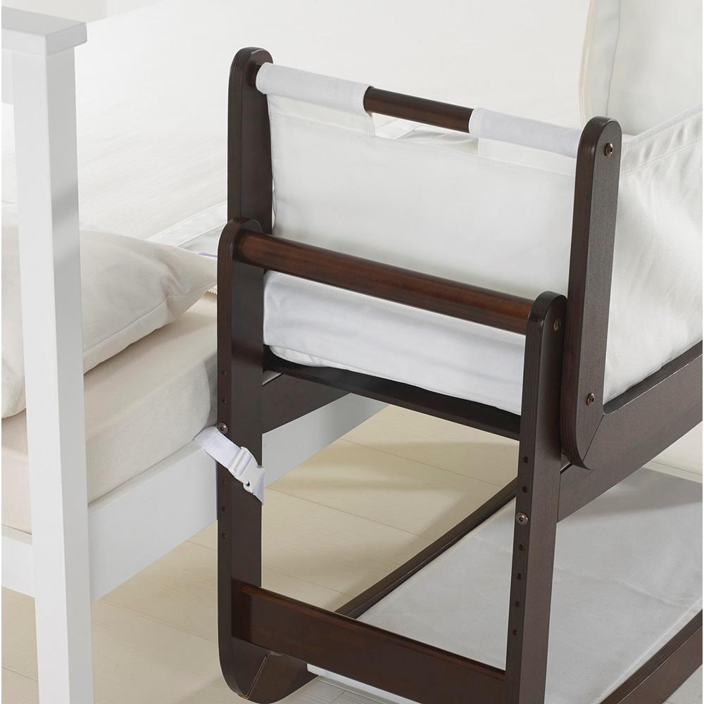 Baby crib for sale redditch -  Cribs And Bassinets Espresso