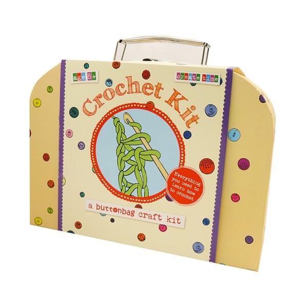 Childrens Gift Idea Crochet Kit