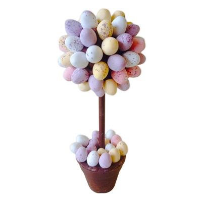 PERSONALISED MINI EGG CHOCOLATE SWEET TREE