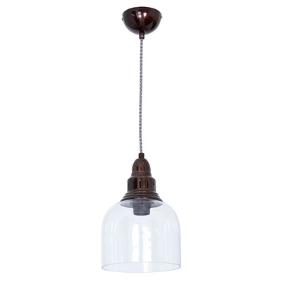 CULINARY CONCEPTS WHITECHAPEL RETRO Ceiling Light in Dark Olive