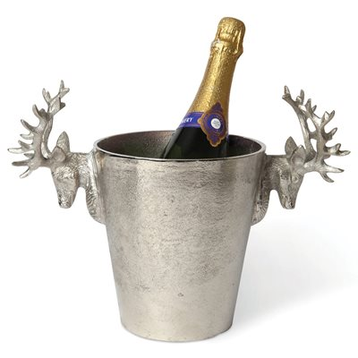 CULINARY CONCEPTS STAG CHAMPAGNE AND WINE COOLER