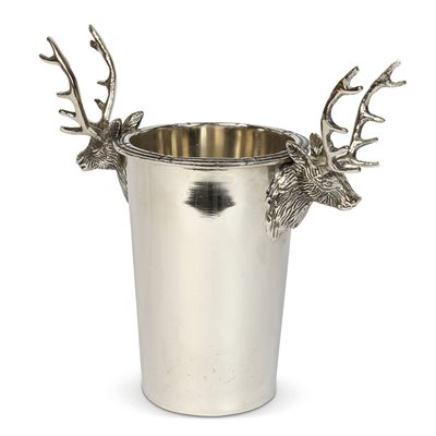 CULINARY CONCEPTS STAG SINGLE WINE BOTTLE COOLER