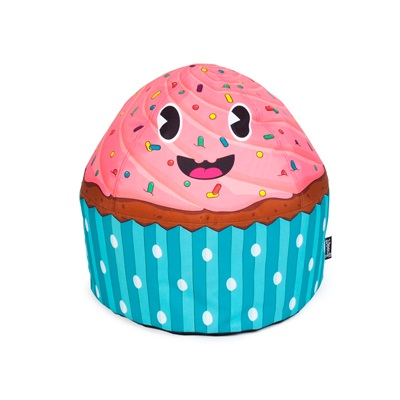 CUPCAKE KIDS BEAN BAG by Woouf