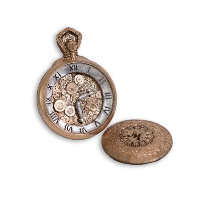 BELGIAN CHOCOLATE POCKET WATCH