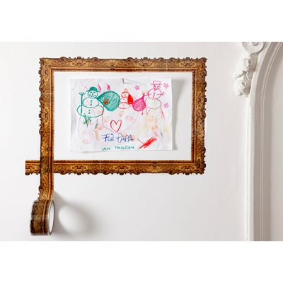 FRAME IT Gilt Framing Tape by Donkey Products