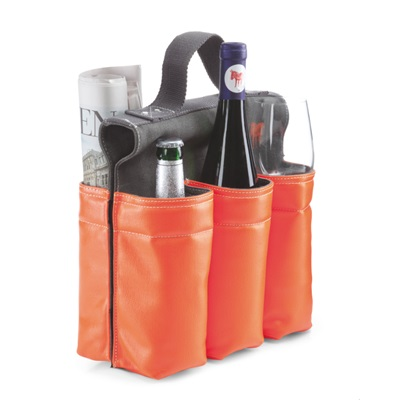 BICYCLE BAG For Six Bottles by Donkey Products