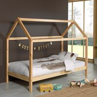 Cuckooland Dallas House Bed