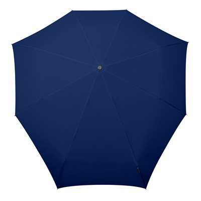 SENZ SMART S WINDPROOF UMBRELLA in Deep Blue