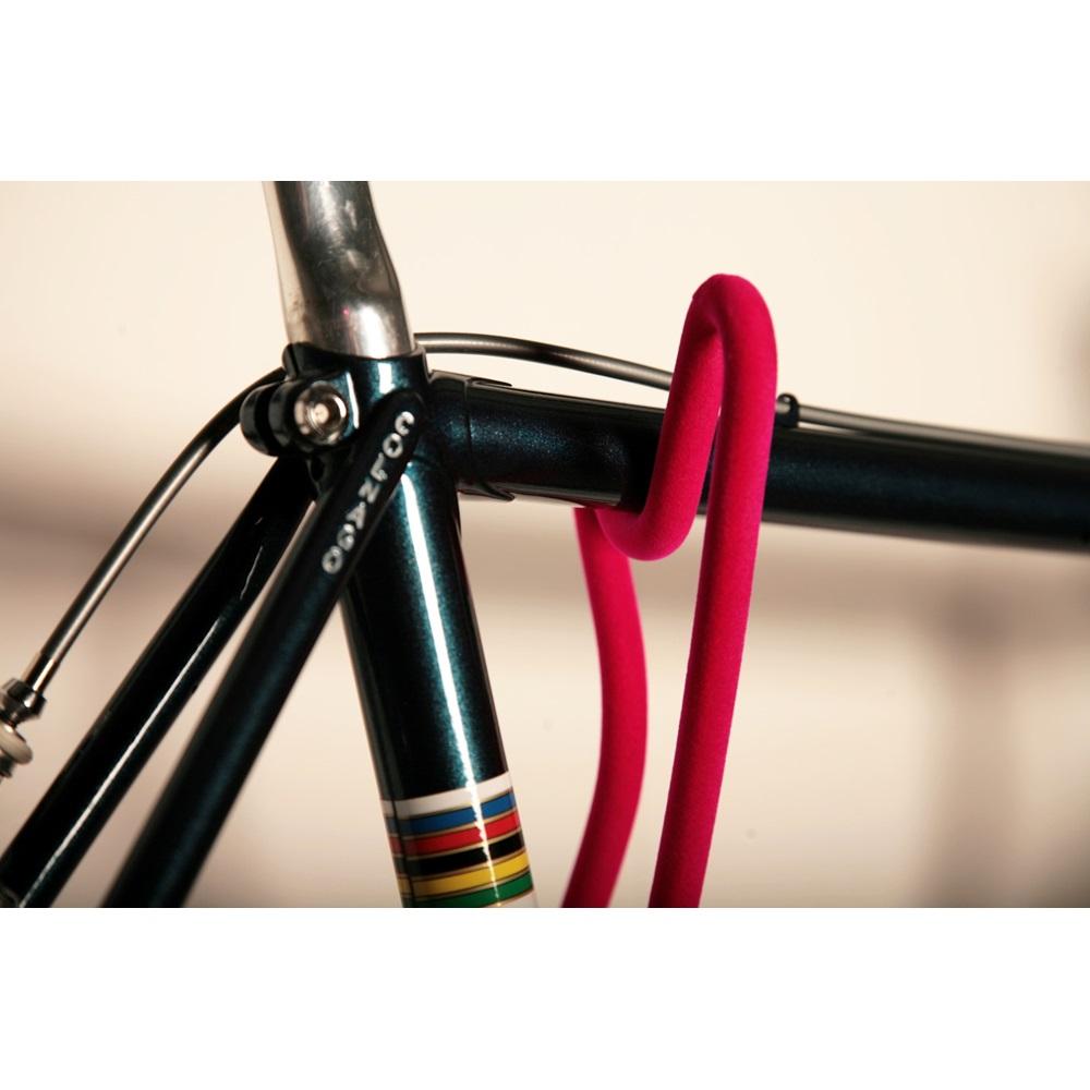 Stylish bike rack bags