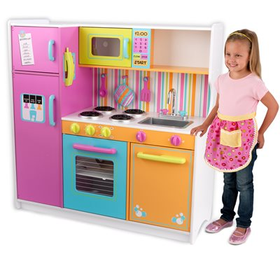 KIDS BIG AND BRIGHT KITCHEN