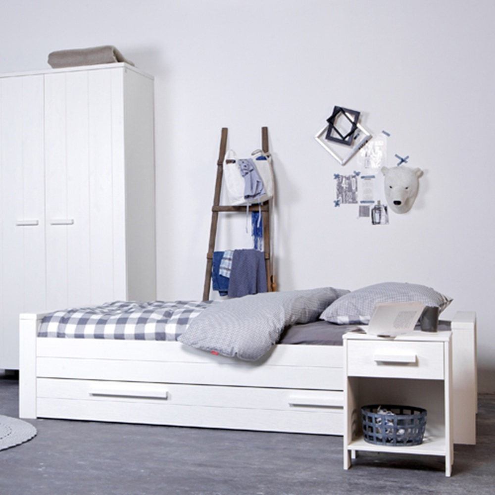 Kids Single Bed With Trundle Kids Beds Cuckooland