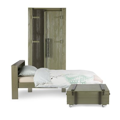 DERK KIDS BEDROOM FURNITURE SET