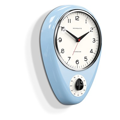 Newgate Discovery Kitchen Timer And Clock Clocks Cuckooland. Retro Vintage  Kitchen Timer Wall ...
