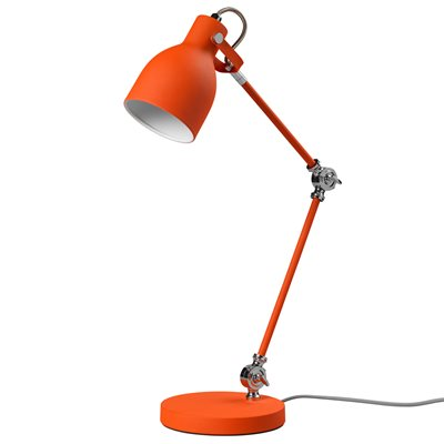 TASK TABLE LAMP in Goldfish Orange