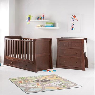 EAST COAST DEVON NURSERY & BABY'S 2PC ROOM SET