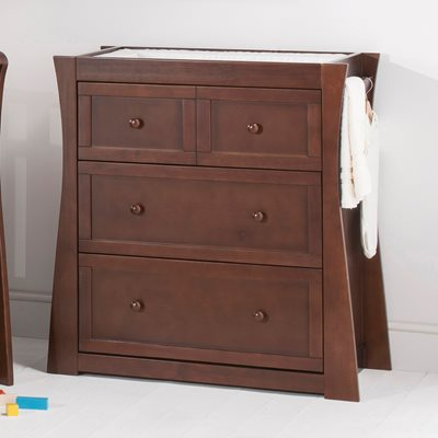 EAST COAST DEVON DRESSER & BABY CHANGE UNIT