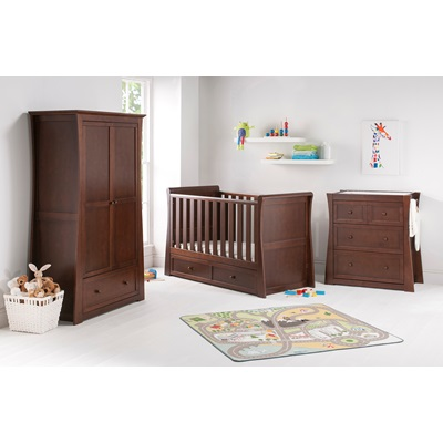 EAST COAST DEVON NURSERY & BABY'S 3PC ROOM SET
