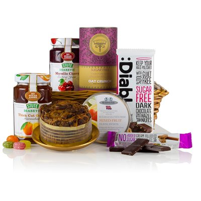 DIABETIC JOY Luxury Gift Hamper