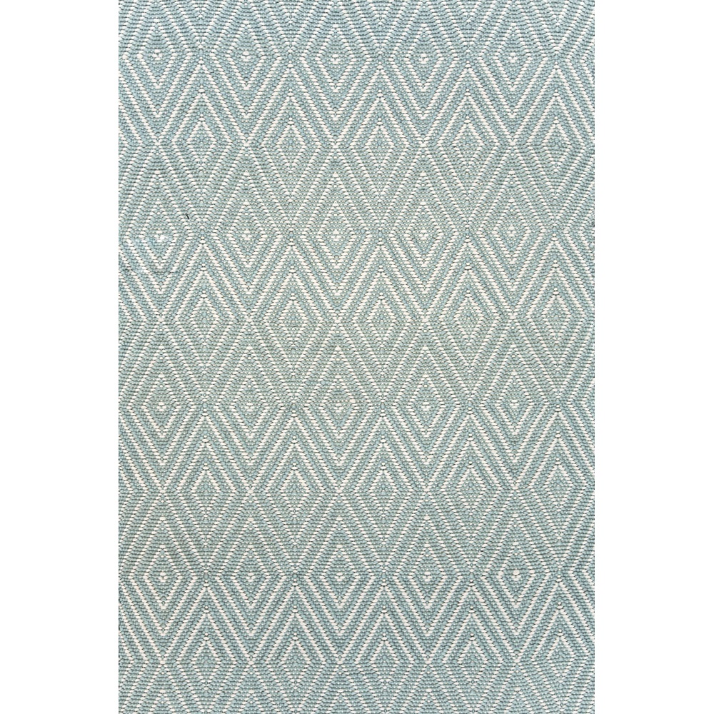indoor outdoor diamond rug in light blue indoor outdoor rugs pouff. Black Bedroom Furniture Sets. Home Design Ideas