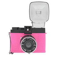 LOMOGRAPHY DIANA F MR PINK CAMERA