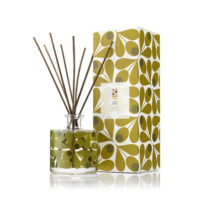 Orla Kiely Reed Diffuser in Acorn Fig Tree