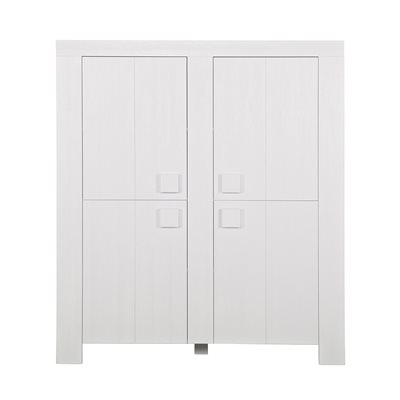 DIRK 4 DOOR CABINET in White