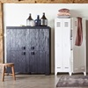 Dark Scandi Style Storage Cabinet