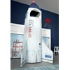 unique novelty rocket bed for children