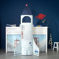 DISCOVERY ASTRONAUT CHILDRENS CABIN BED