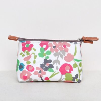 CAROLINE GARDNER COSMETIC BAG in Ditsy