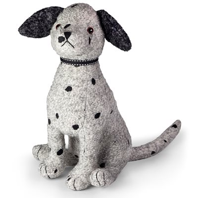 SPOTTIE THE DOG Animal Doorstop