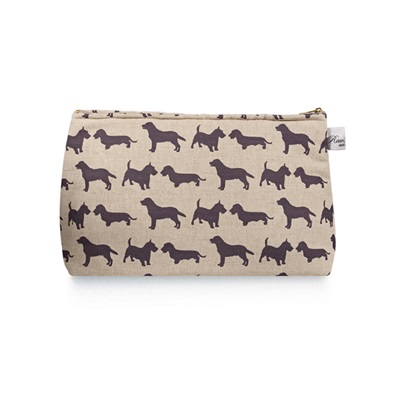 MIXED DOGS WASH BAG by Raw Xclusive