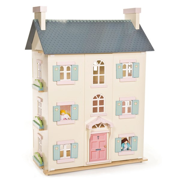Le Toy Van 4 Storey Wooden Play House