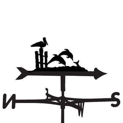 WEATHERVANE in Dolphin Design