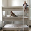 Designer Childrens Tall Loft Bunk Bed