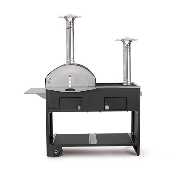 Doppio Pizza and Cucina Wood Oven and Kitchen