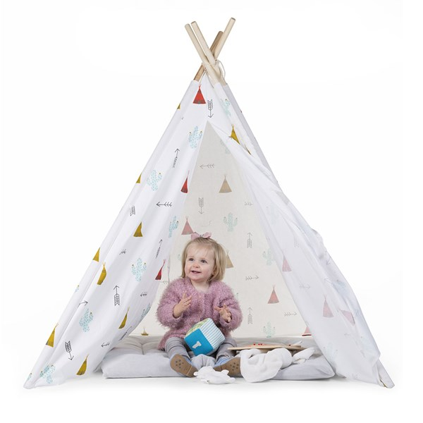 Kid's Dreamy Tipi Play Tent