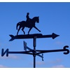 Dressage Horse Weathervane