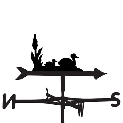 WEATHERVANE in Duck Design
