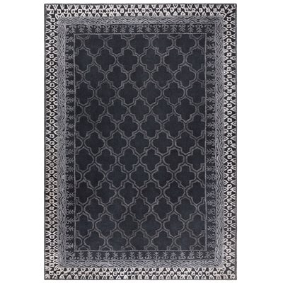 DUTCHBONE HANDWOVEN KASBA RUG in Blue