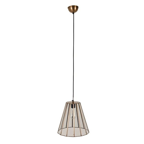 Dutchbone Tap Glass Pendant Light