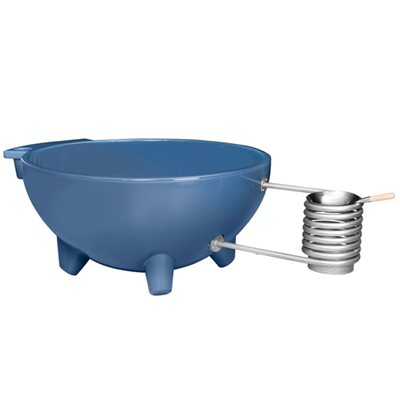 DUTCHTUB® ORIGINAL HOT TUB in Blue