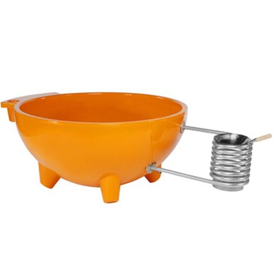 DUTCHTUB® ORIGINAL HOT TUB in Orange