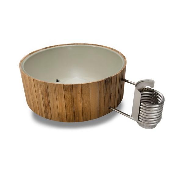 Dutch Tub Wood Eco Friendly Hot Tub