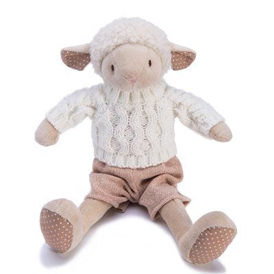 DYLAN THE LAMB SOFT TOY