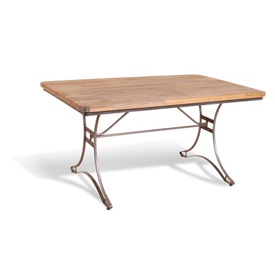 RECTANGULAR TABLE in Re-engineered Design