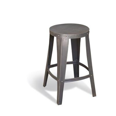 STEEL STOOL in Re-engineered Design