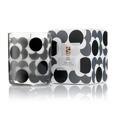 ORLA KIELY Scented Candle in Earl Grey