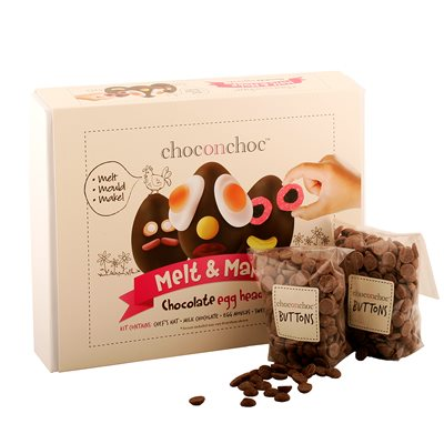 MELT & MAKE CHOCOLATE EASTER KIT